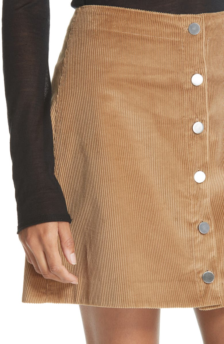 Elizabeth and James Prewit Corduroy Skirt | Nordstrom