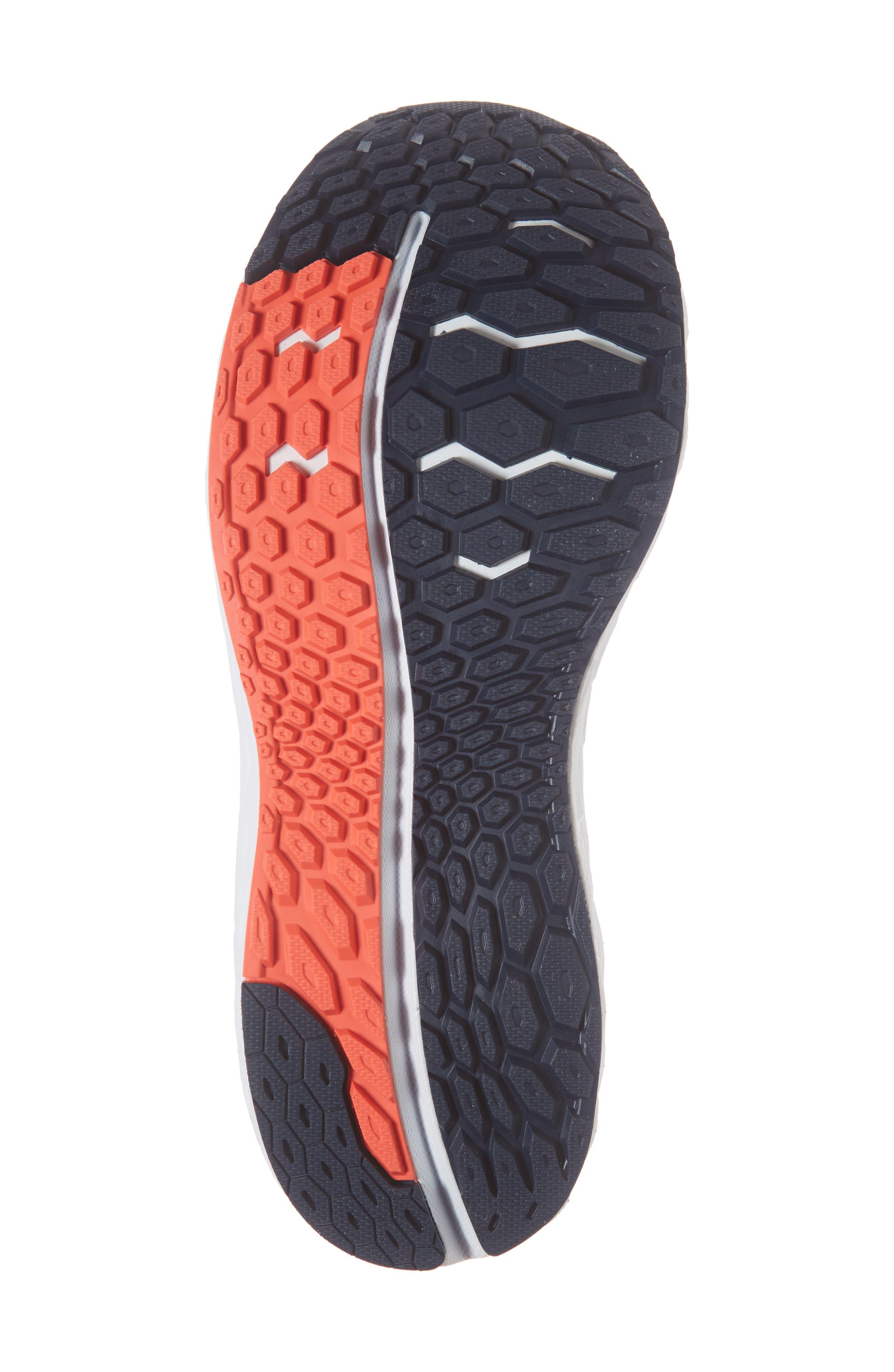 Fresh Foam Vongo v3 Running Shoe,                             Alternate thumbnail 3, color,                             White