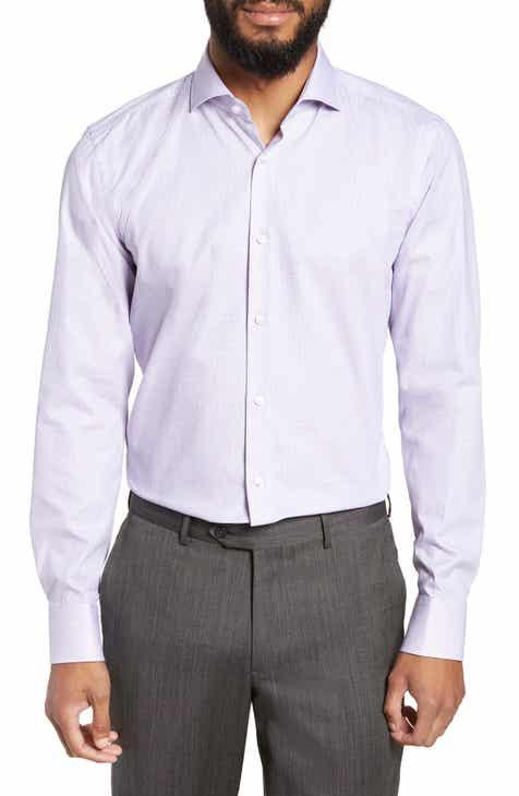 4ac2da5ce hugo boss long sleeve shirt | Nordstrom