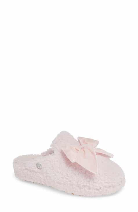 women s pink mules slides nordstrom