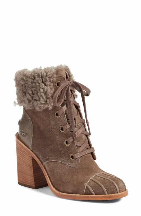 UGG® Jaxon Cuff Bootie (Women) db11e65e41
