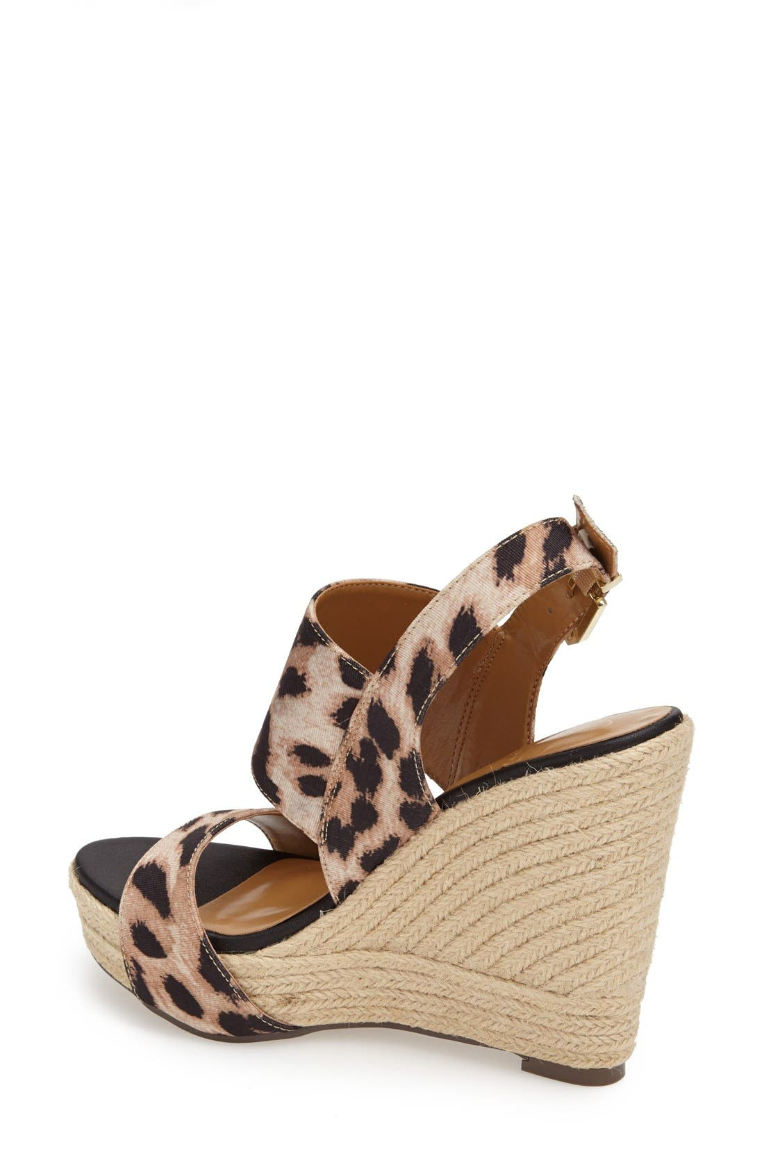 Alternate Image 2  - REPORT Signature 'Cass' Wedge Sandal (Women)