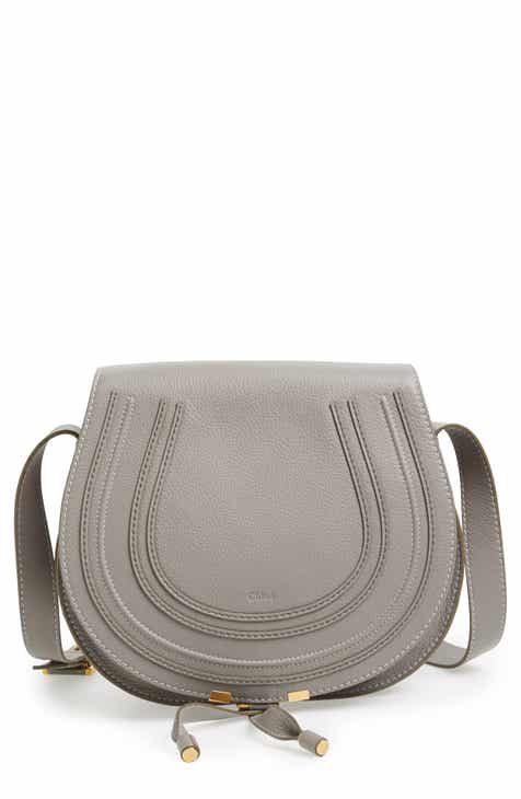 0baef6352a3d Chloé  Marcie - Medium  Leather Crossbody Bag