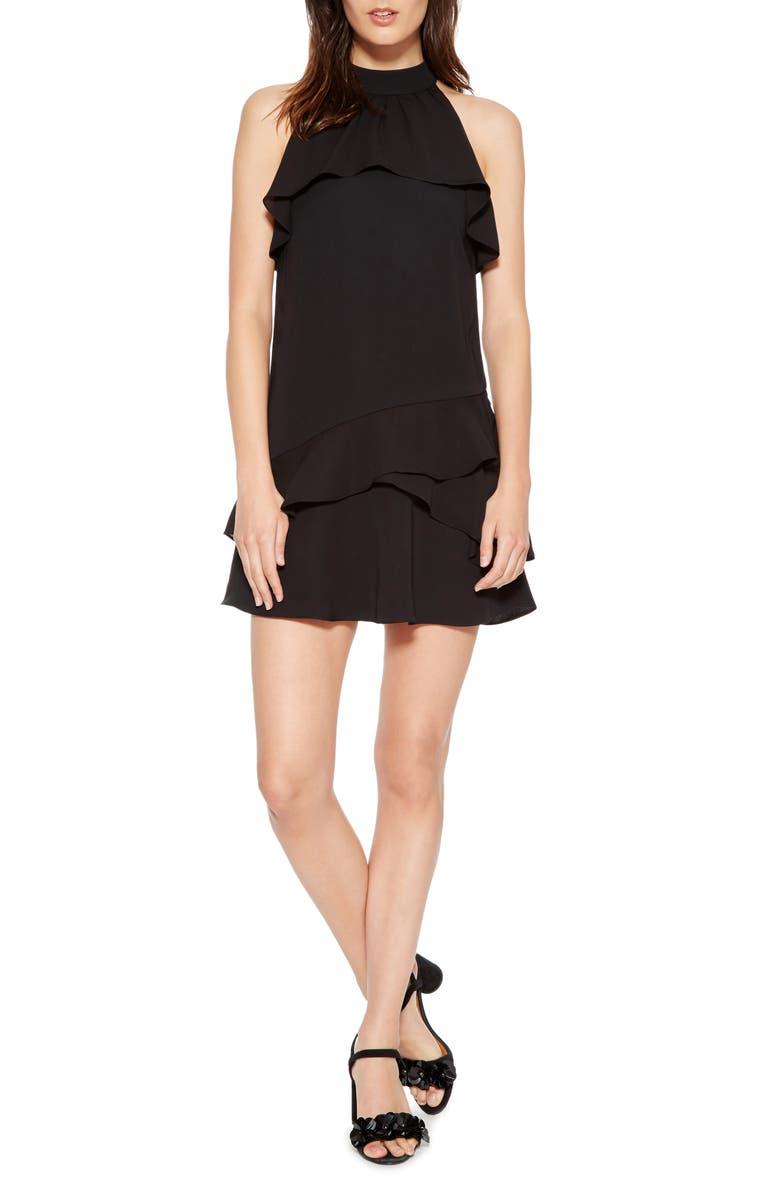 Serafina Combo Dress