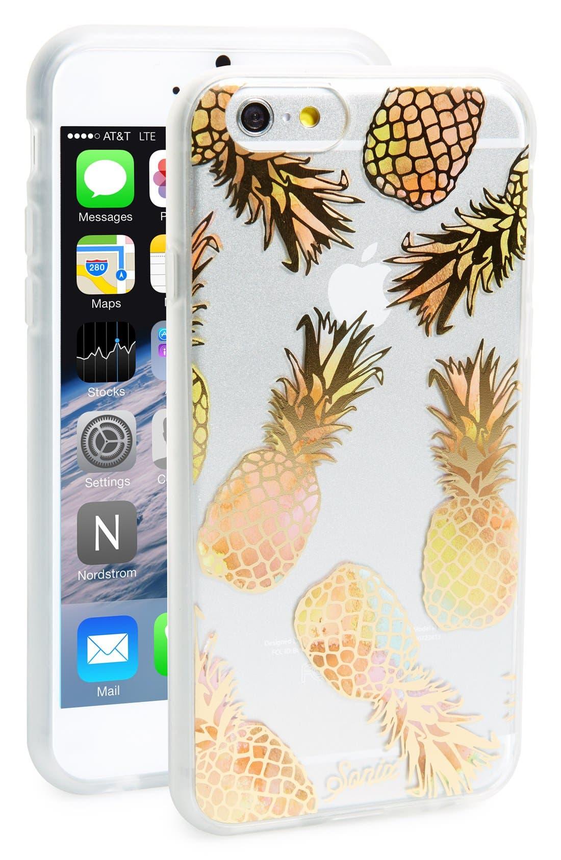 Alternate Image 1 Selected - Sonix 'Liana Peach' iPhone 6 & 6s Case