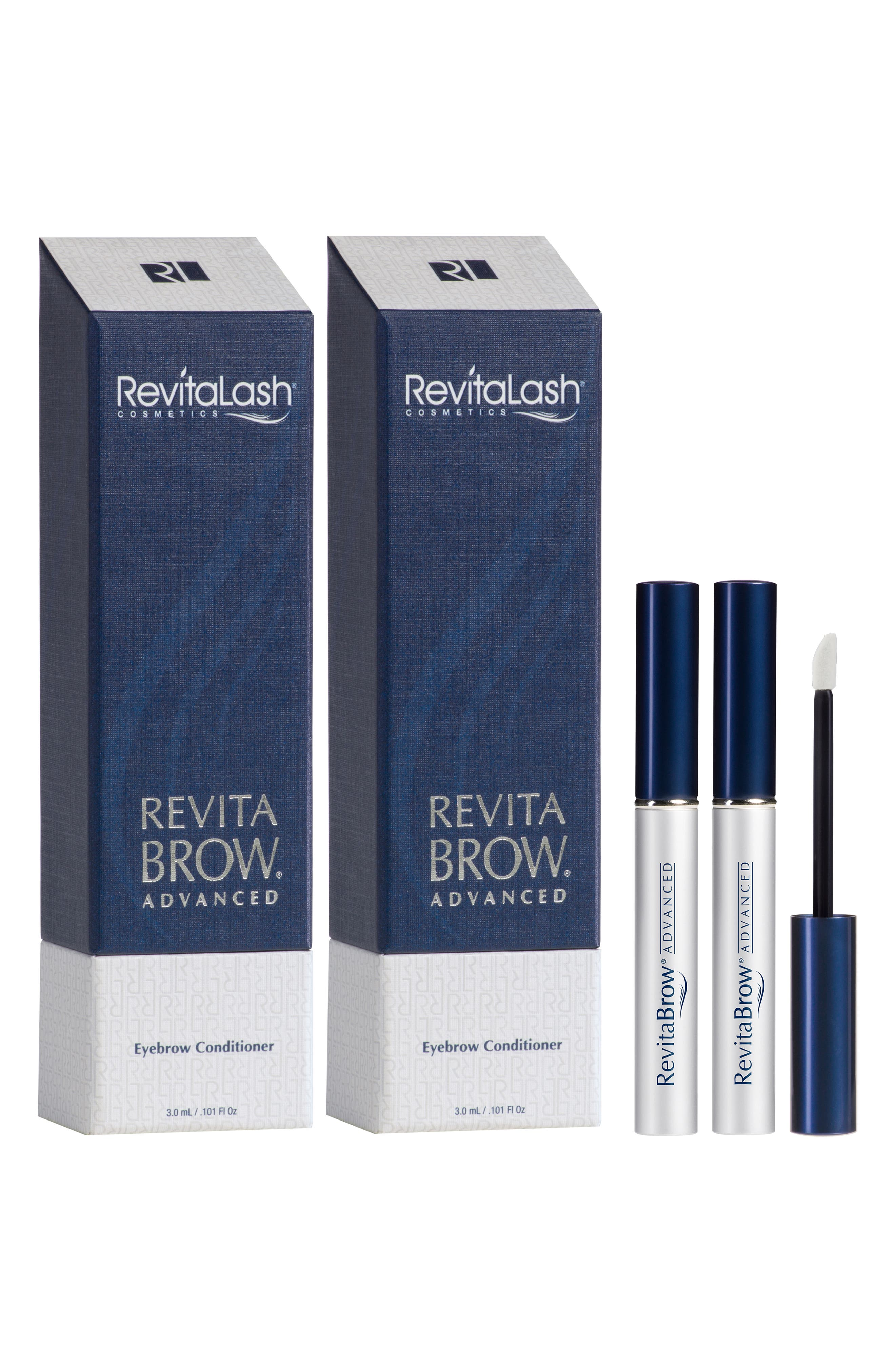 RevitaBrow<sup>®</sup> ADVANCED Duo,                             Main thumbnail 1, color,                             No Color