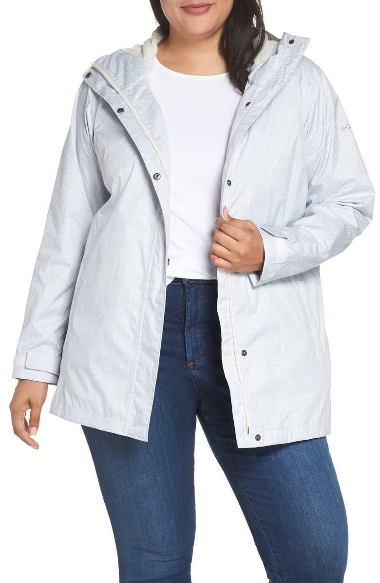 Splash a Little II Waterproof Rain Jacket