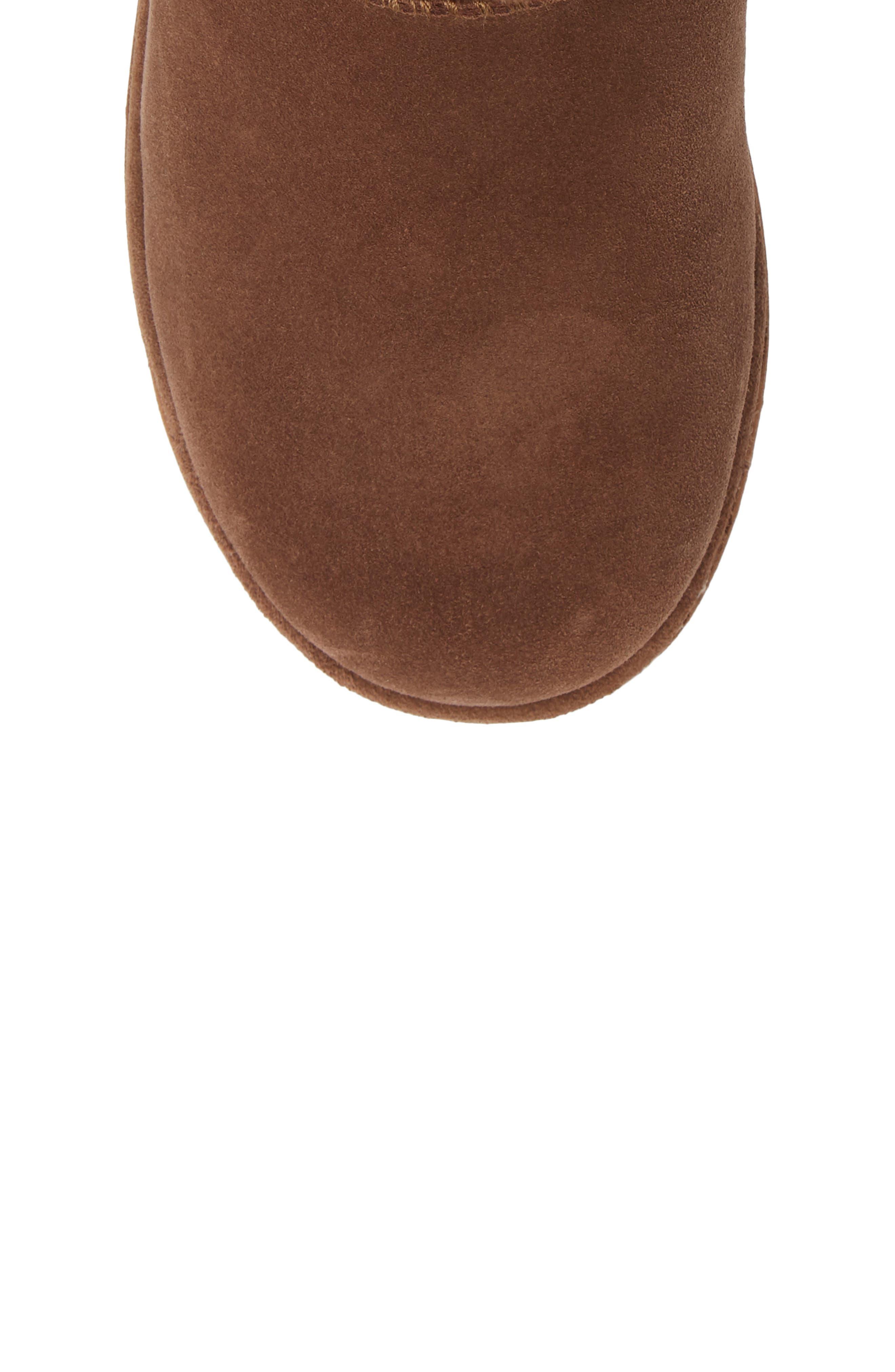 Brumby Waterproof Boot,                             Alternate thumbnail 6, color,                             Oak Brown