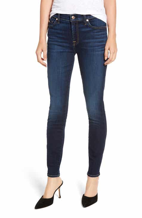 299bc1f944 7 For All Mankind® Ankle Skinny Jeans (Authentic Fate)
