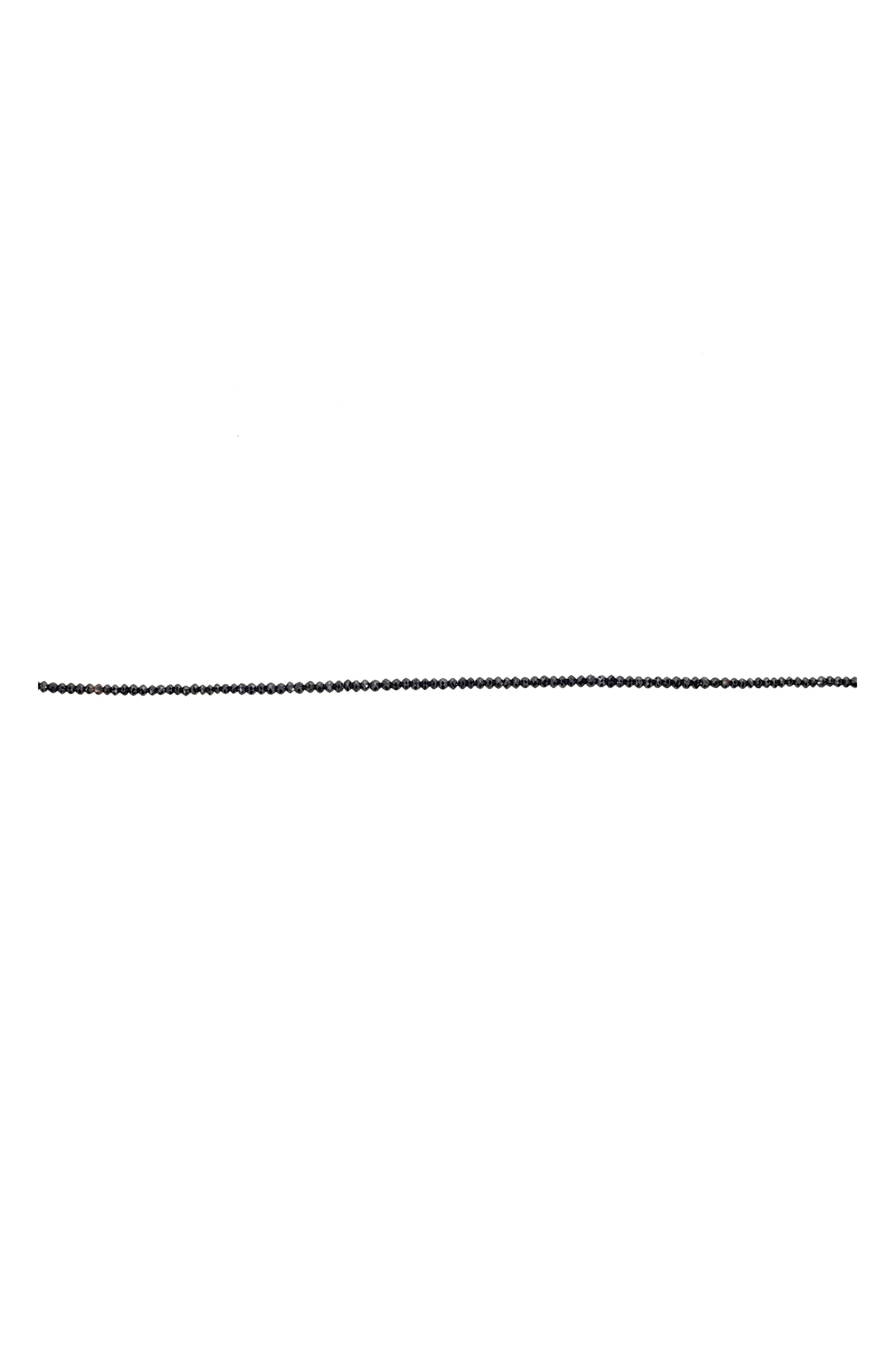 SETHI COUTURE BLACK DIAMOND BRACELET