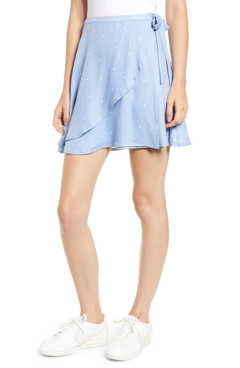 April March Wrap Skirt