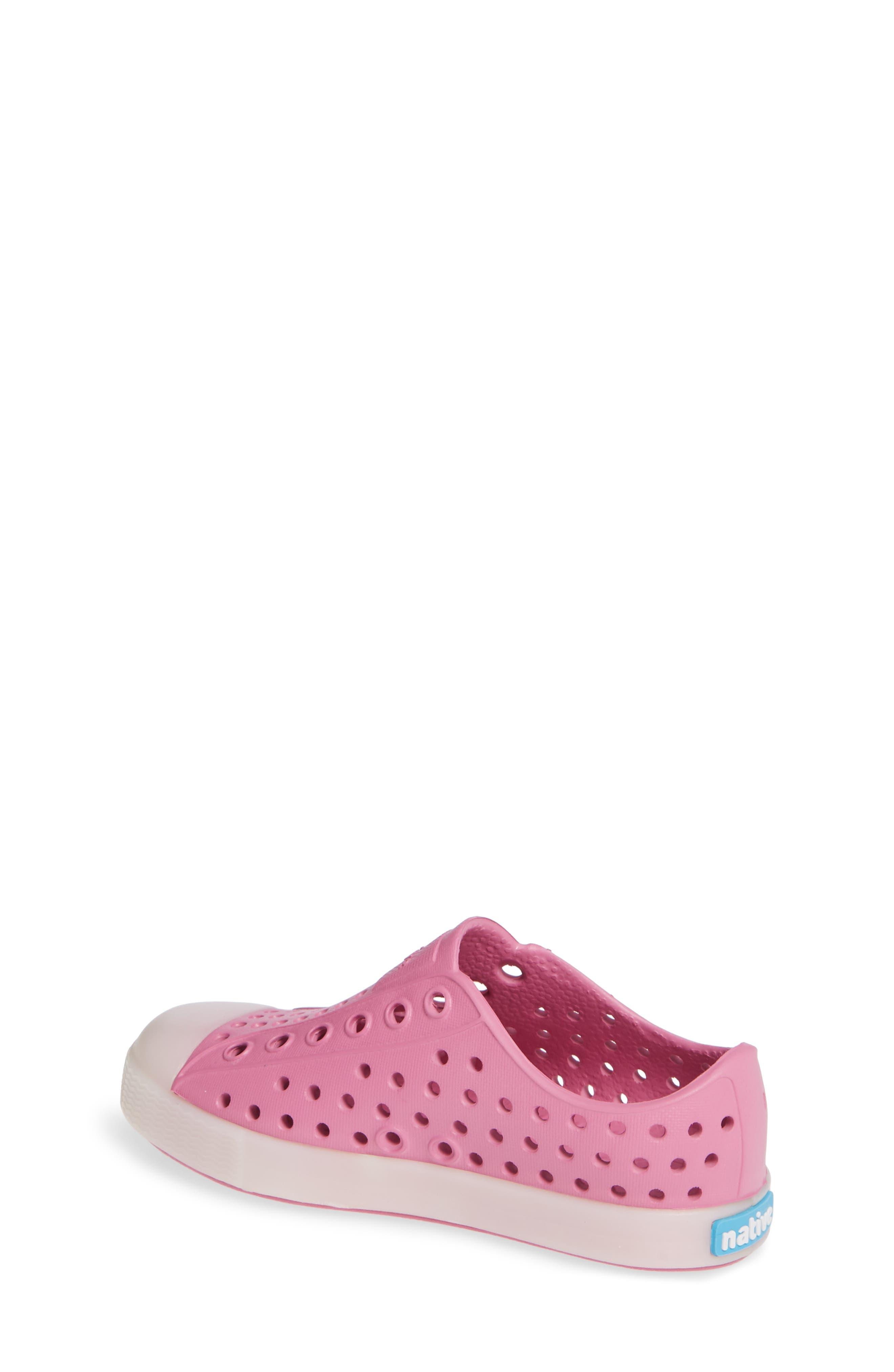 Jefferson - Glow in the Dark Sneaker,                             Alternate thumbnail 2, color,                             Woodward Pink/ Glow
