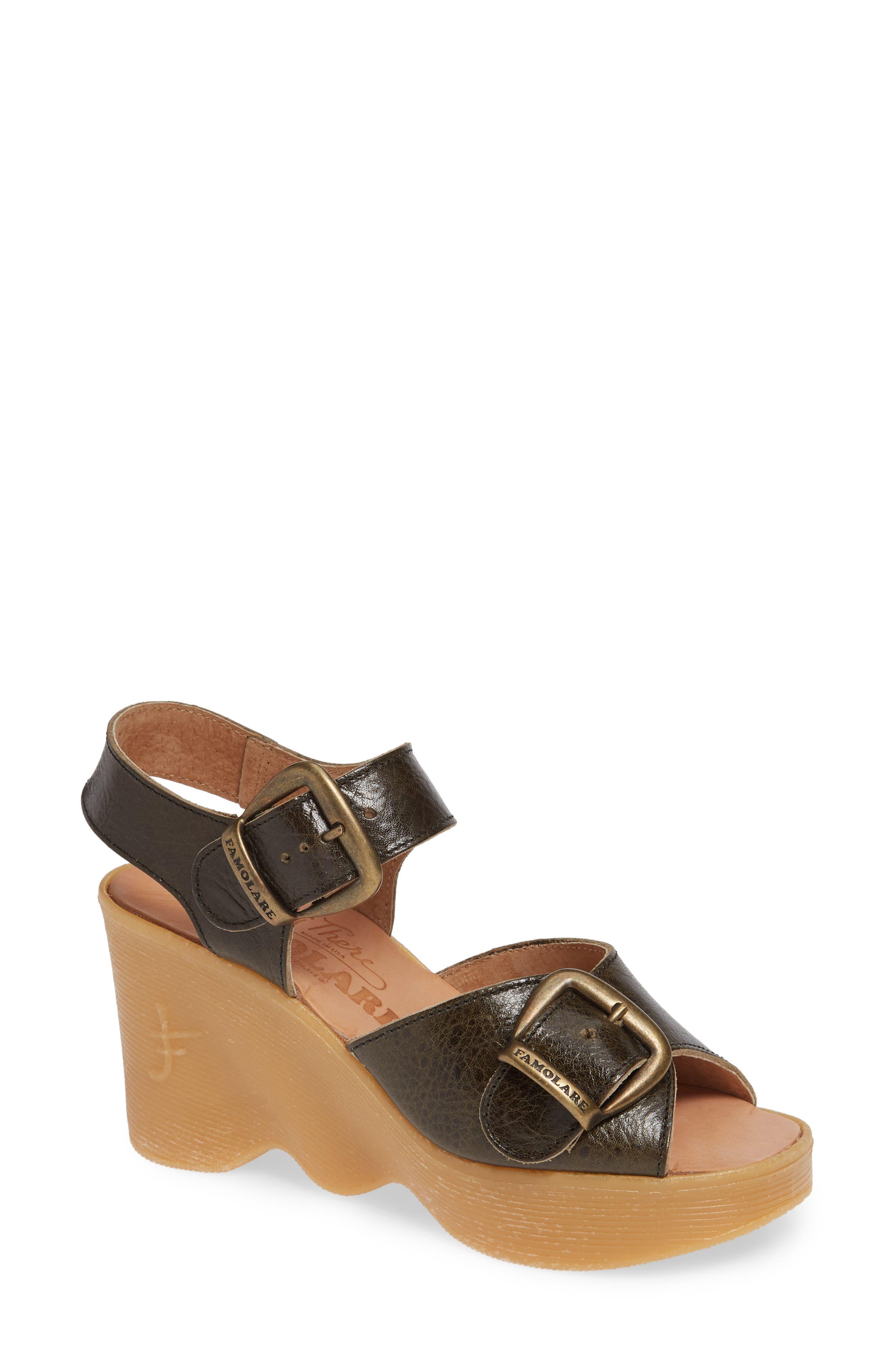 9cc46c65d82 Women s Orange Platform Sandals  Wedge