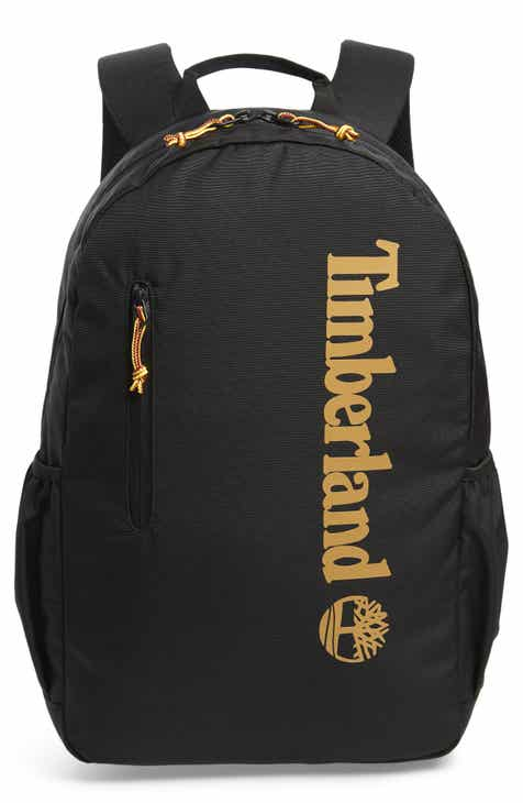ee08646f60 Timberland Linear Logo Water Resistant Backpack