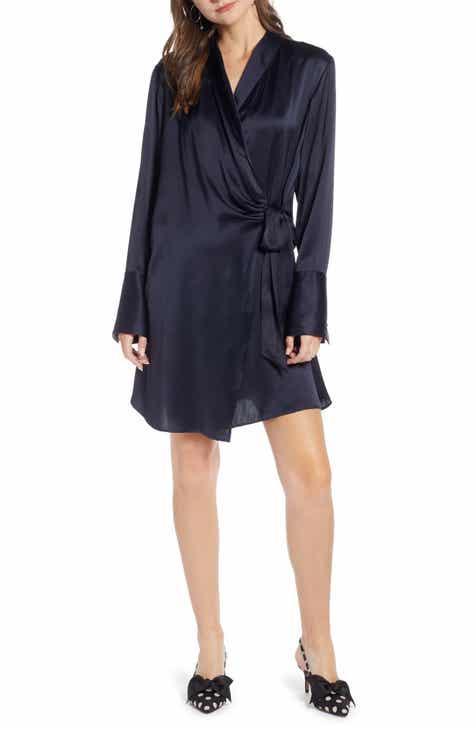 Womens Wrap Dresses Nordstrom