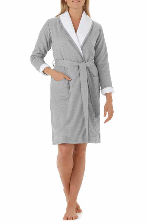 The White Company Double Face Jersey Robe d92c52692