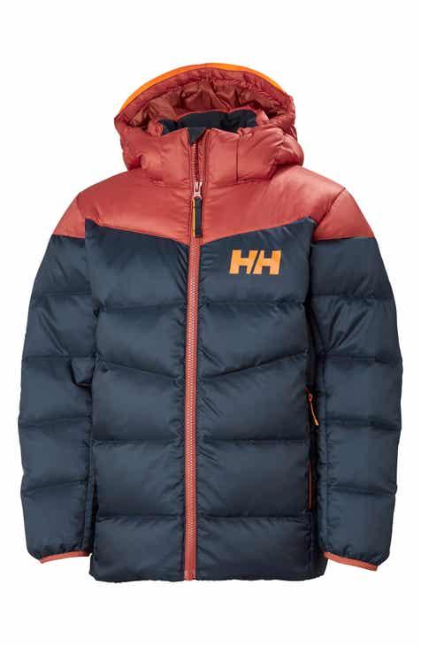 2eb8d43b3ec0 Helly Hansen Fjord Water Resistant Puffer Jacket (Big Boys)