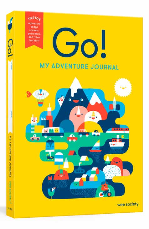 Penguin Random House Go Adventure Travel Journal