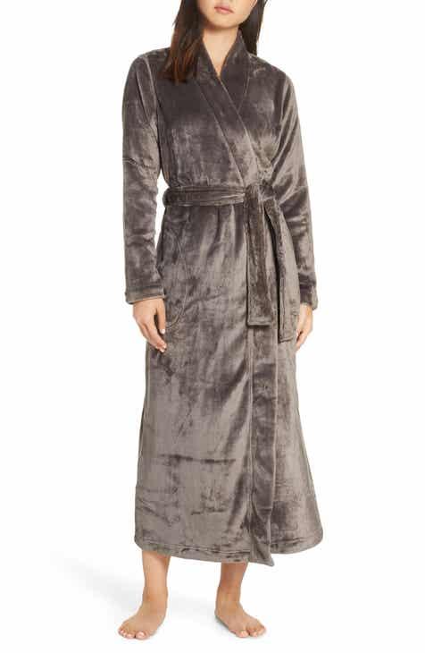 523647472b UGG® Marlow Double-Face Fleece Robe
