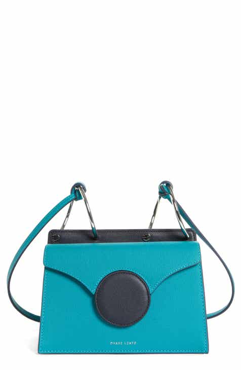 Danse Lente Mini Phoebe Leather Bag