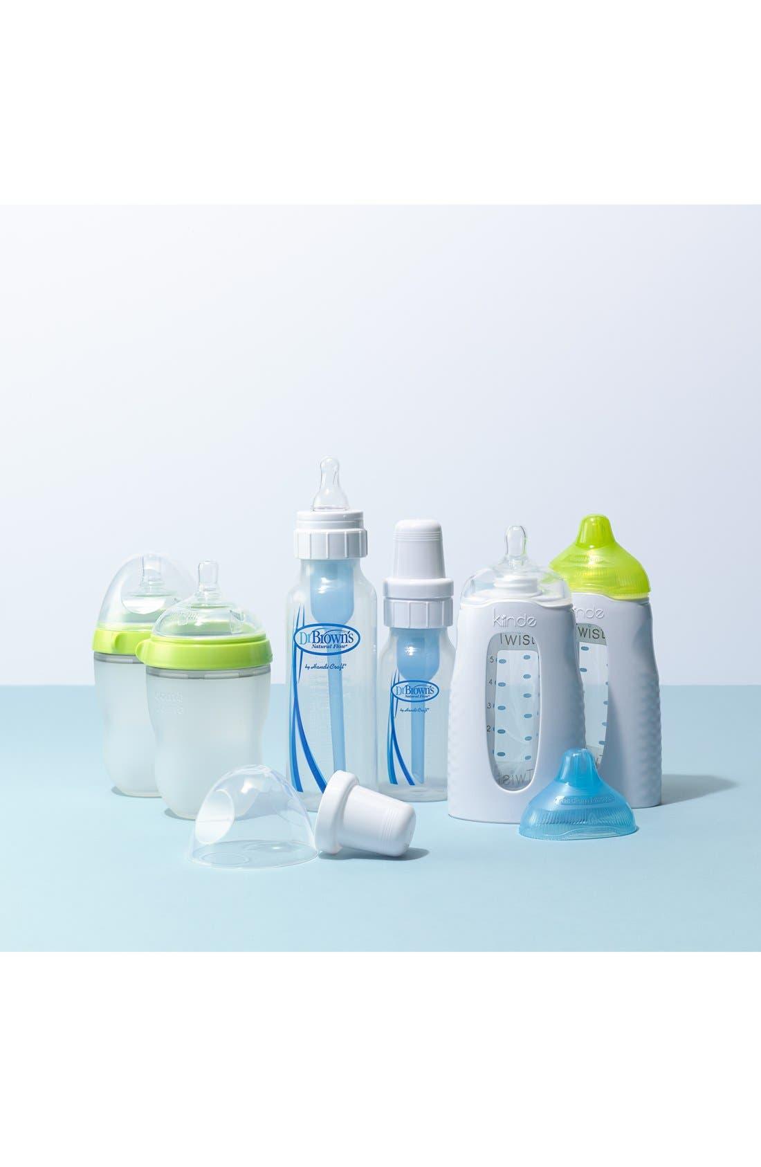 Alternate Image 3  - Comotomo Set of 2 Baby Bottles