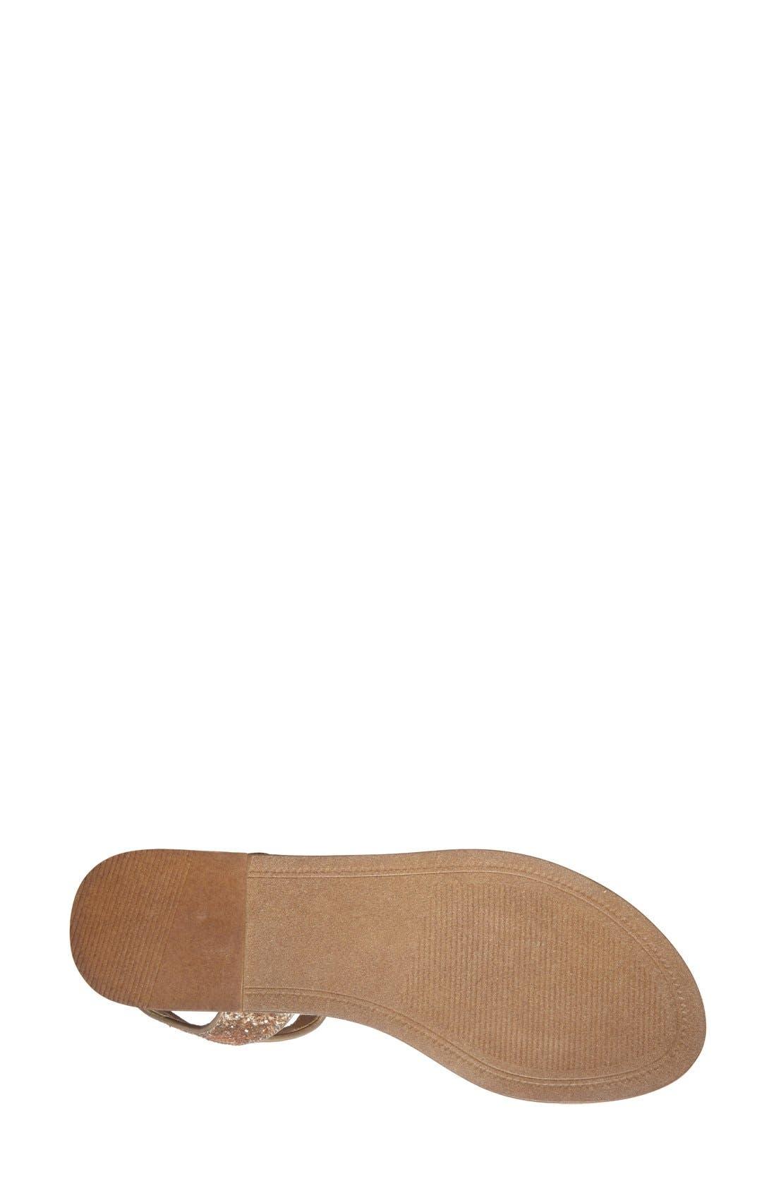 Alternate Image 4  - Steve Madden 'Donddi' Ankle Strap Sandal (Women)