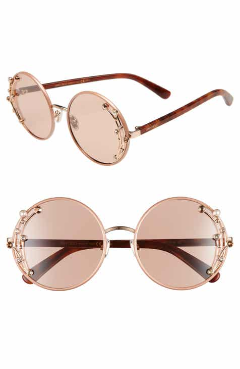 add08547d7 Jimmy Choo Gema 59mm Round Sunglasses