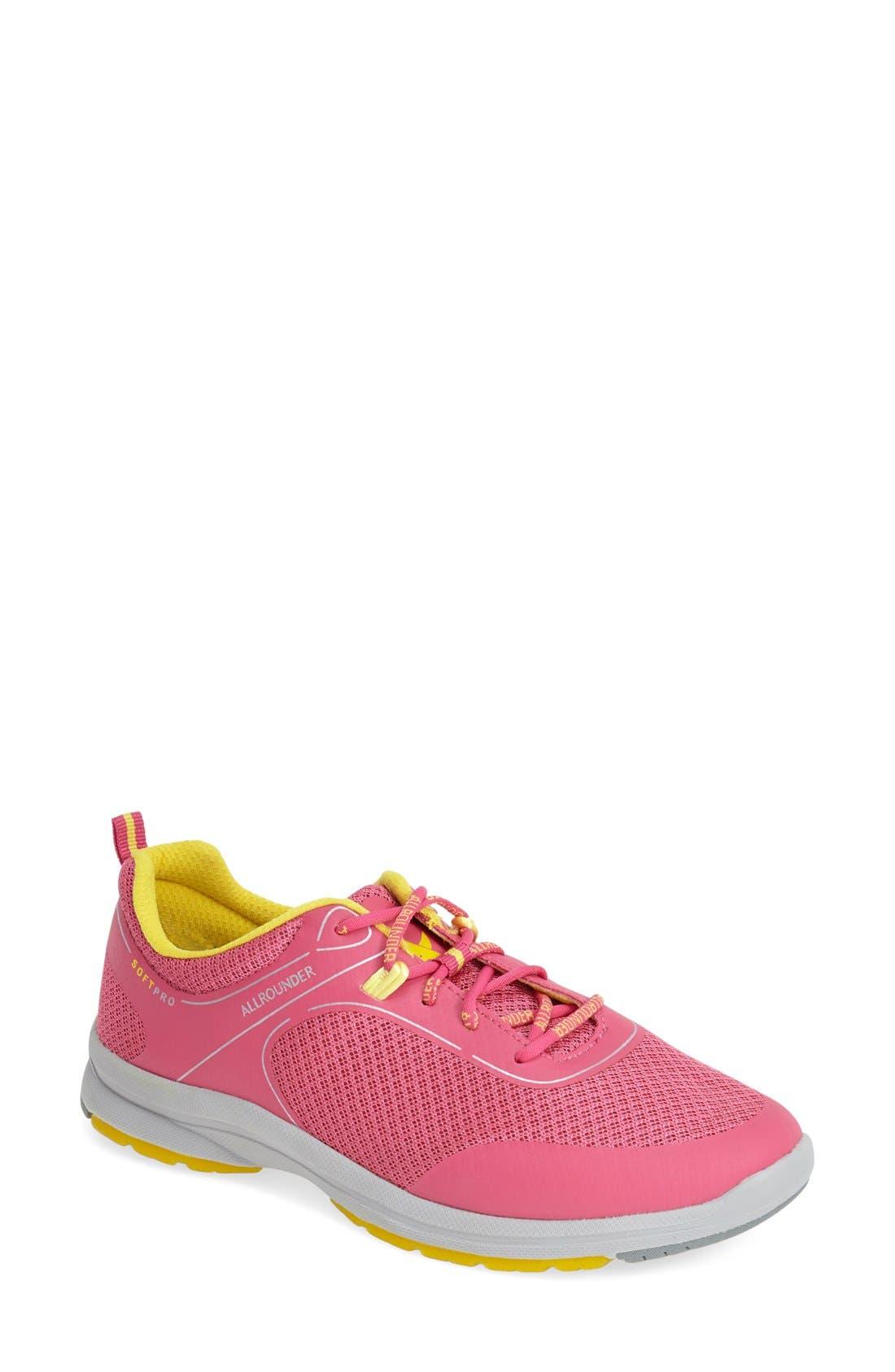 Allrounder by Mephisto 'Dakona' Sneaker (Women)