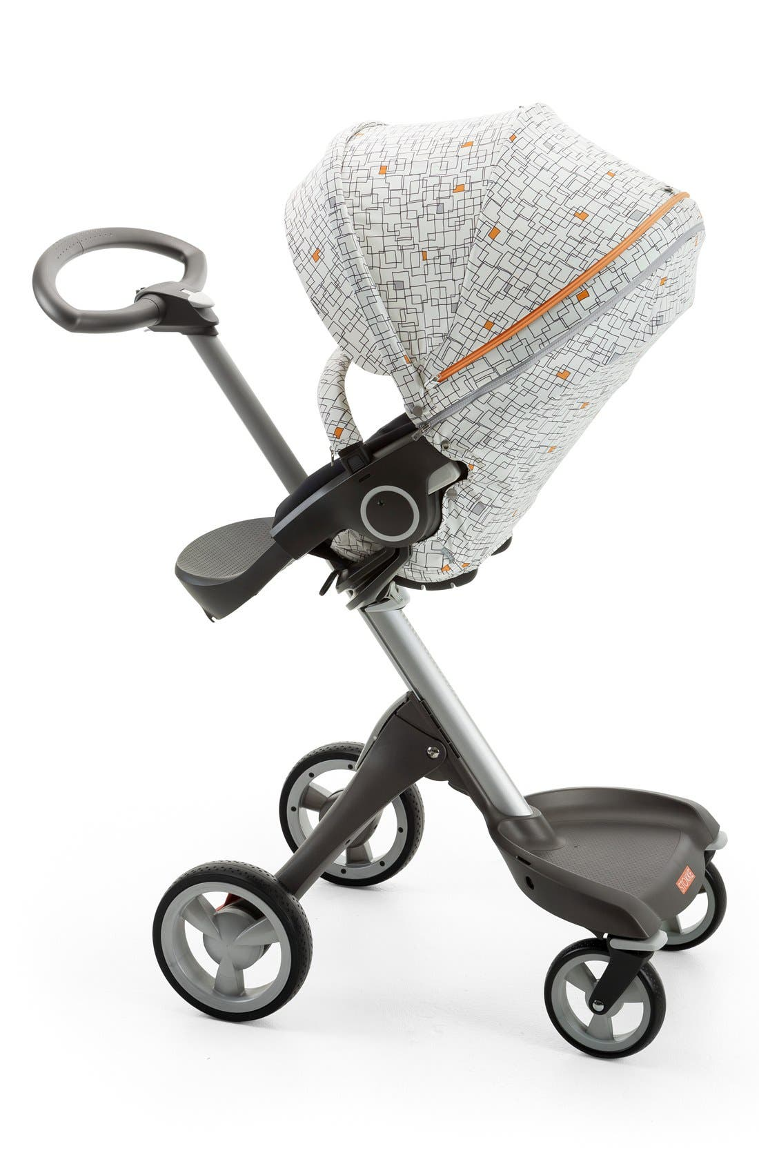 'Grid' Stroller Seat Style Kit,                             Alternate thumbnail 2, color,                             Grid
