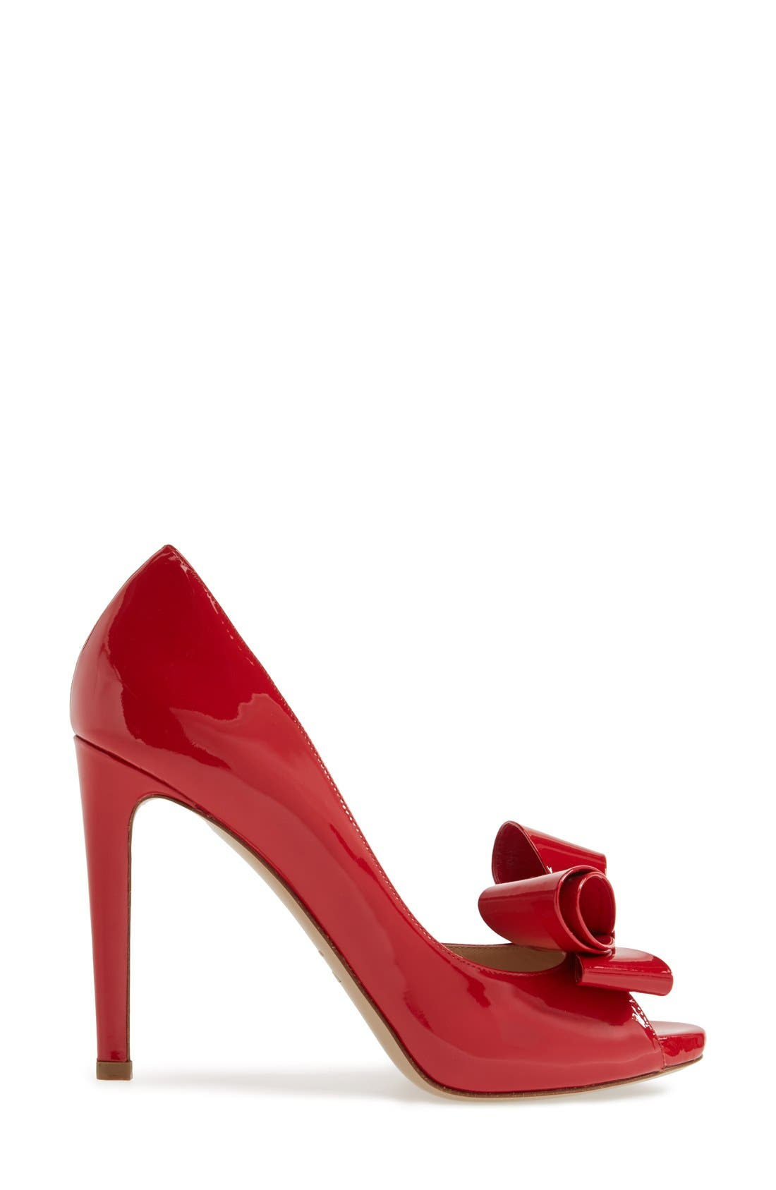 Alternate Image 4  - VALENTINO GARAVANI Couture Bow d'Orsay Pump (Women)