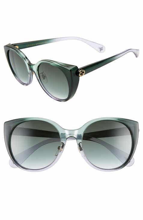 fe32f46d41c Gucci 54mm Cat Eye Sunglasses