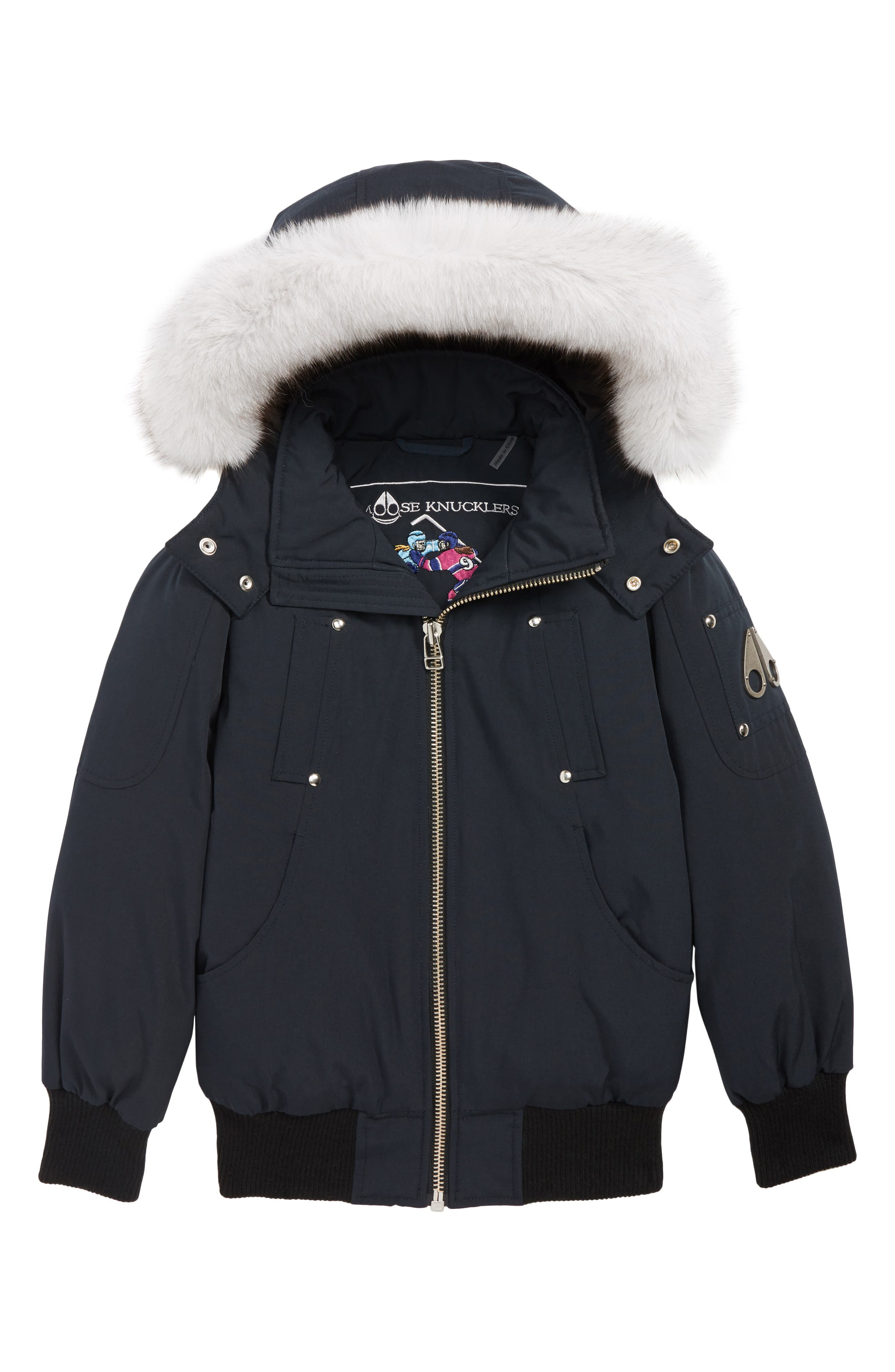 f68ad562a8d Girls' Faux Fur Coats, Jackets & Outerwear: Rain, Fleece & Hood   Nordstrom