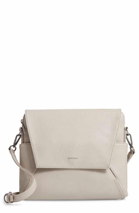 Matt   Nat  Minka  Faux Leather Shoulder Bag 888d57c582c67