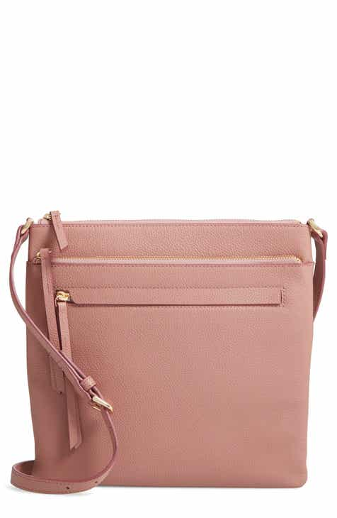 Nordstrom Finn Leather Crossbody Bag