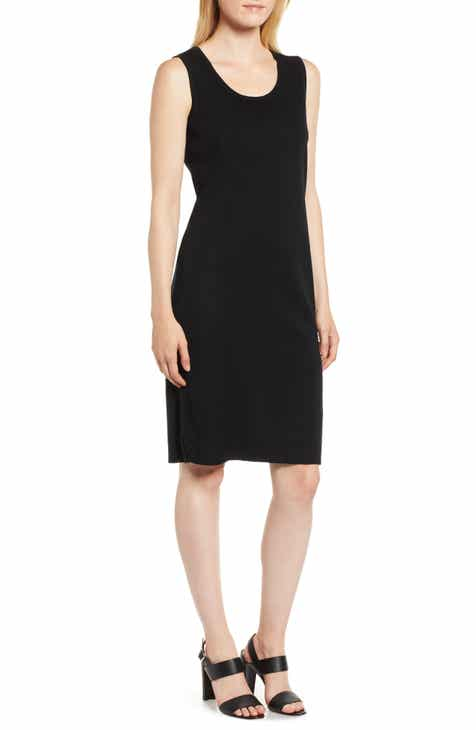 New Ming Wang Knit Tank Dress Top Reviews