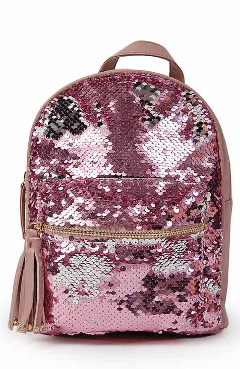 OMG Mini Flip Sequin Backpack (Kids) c6d1edd8ae503