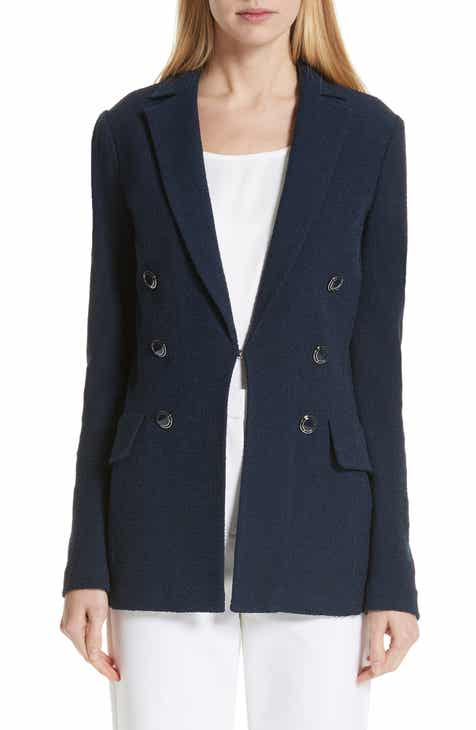 St. John Collection Ana Bouclé Knit Blazer by ST. JOHN COLLECTION