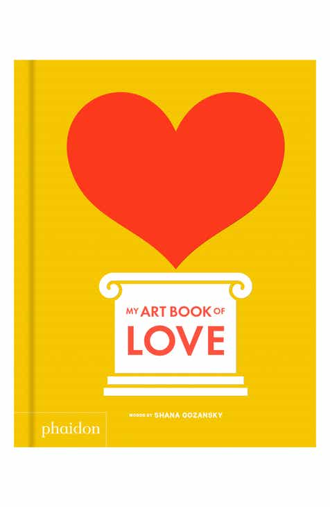 'My Art Book of Love' Book