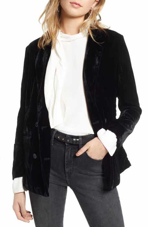 98cb2e6df12f Women s Velvet Coats   Jackets