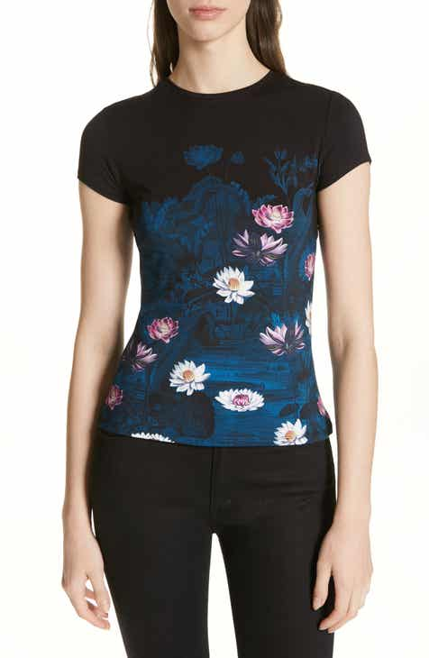 f0e0503877dc83 Ted Baker London Millyo Fitted Tee