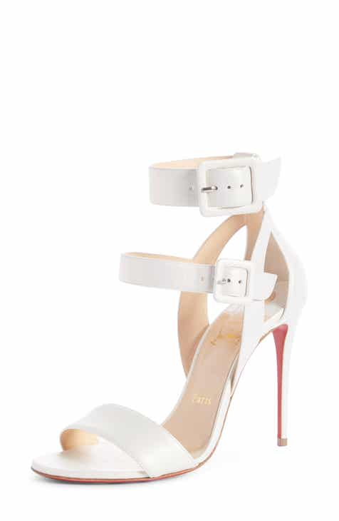 9f88452ddf86 Christian Louboutin Multipot Buckle Sandal (Women)