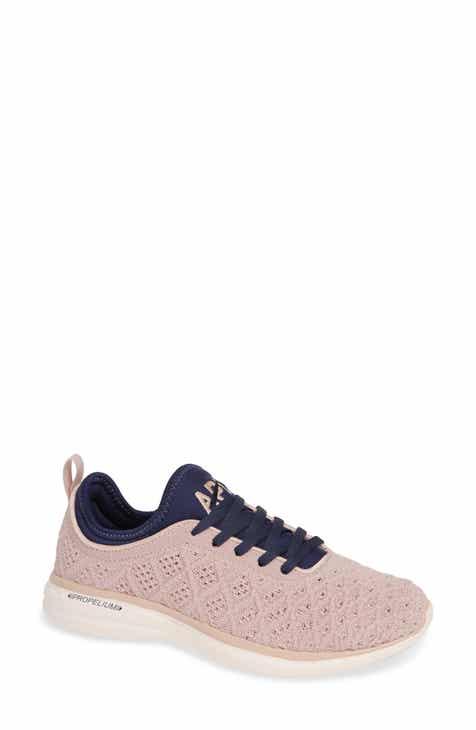 4c8051238 APL TechLoom Phantom Running Shoe (Women).  164.95 –  165.00. (43). Product  Image. DUSTY RED  WHITE