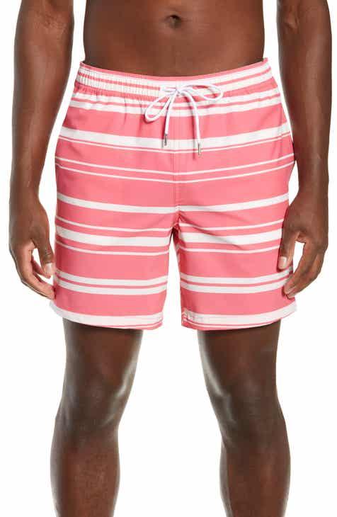 e41639b93a33c Men s Pink Swimwear  Board Shorts   Swim Trunks