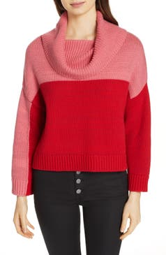 Womens Cowl Neck Sweaters Nordstrom