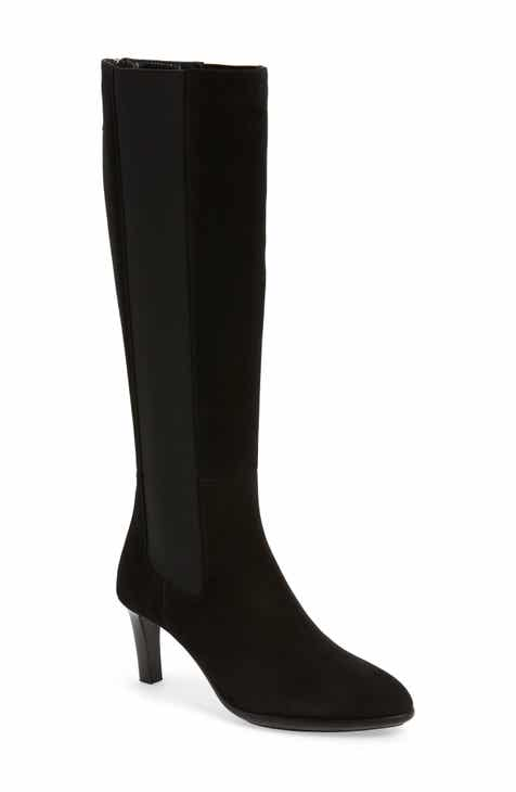 9eddf3a23103 Aquatalia Dahliana Weatherproof Knee High Boot (Women)