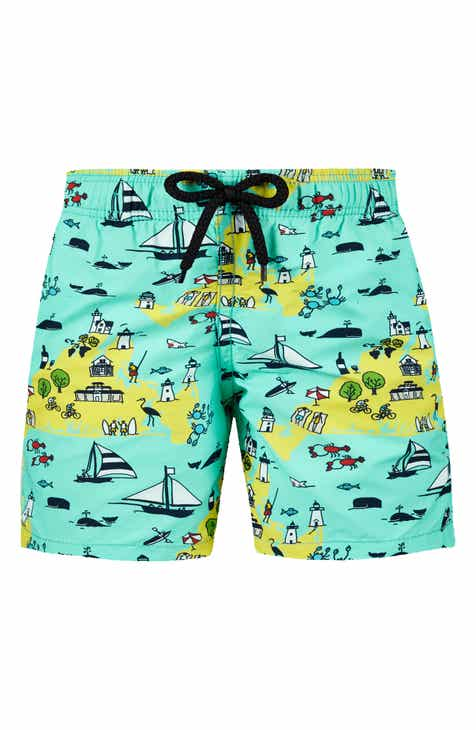60e515894b Vilebrequin Martha's Vineyard Swim Trunks (Toddler Boys, Little Boys & Big  Boys)