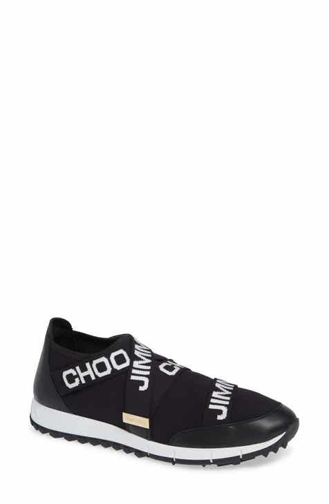 780f43cd475e Jimmy Choo Toronto Slip-On Logo Sneaker (Women)