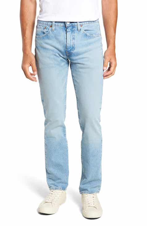Levi s® 511™ Slim Fit Jeans (Richard Light Warp) 8566e00546