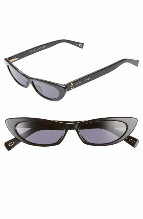 7b7e5d6d8c4 MARC JACOBS 52mm Cat Eye Sunglasses