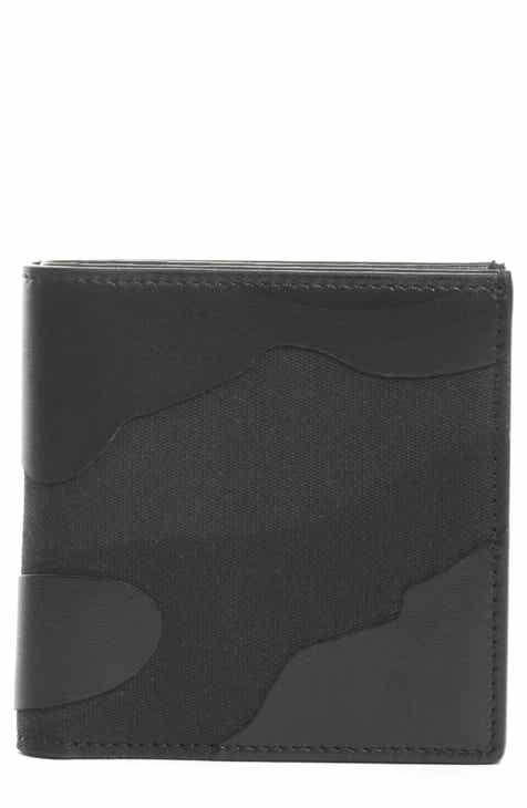 VALENTINO GARAVANI Tonal Camo Wallet